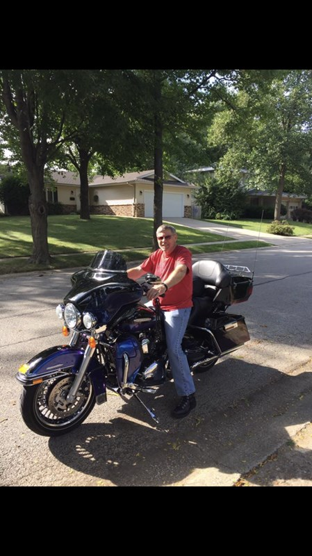 Photo of a 2010 Harley-Davidson® FLHTC Electra Glide® Classic