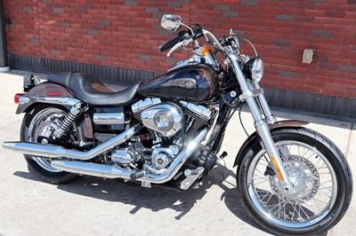 Used 2013 Harley-Davidson® Dyna® Super Glide® Custom 110th Anniversary