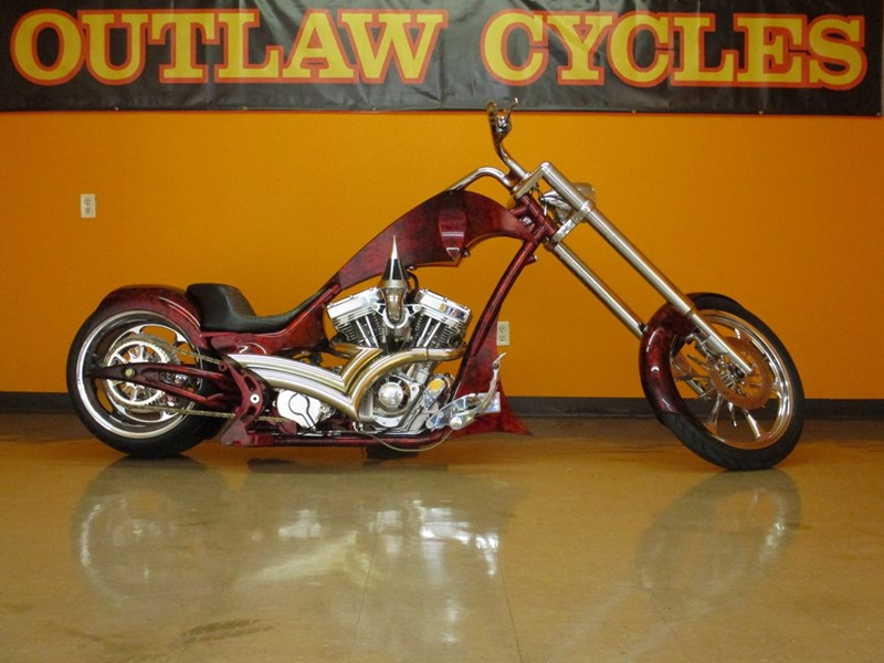Photo of a 2005 Special Construction  Chopper