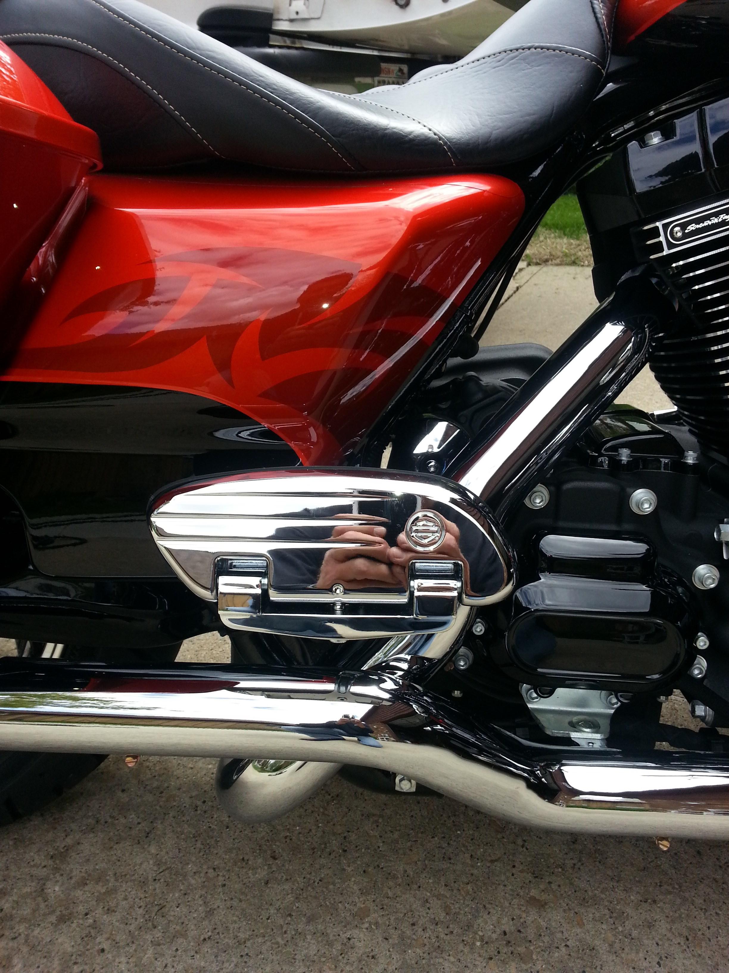 2014 Harley Davidson 174 Flhrse5 Cvo Road King 174 Tribal