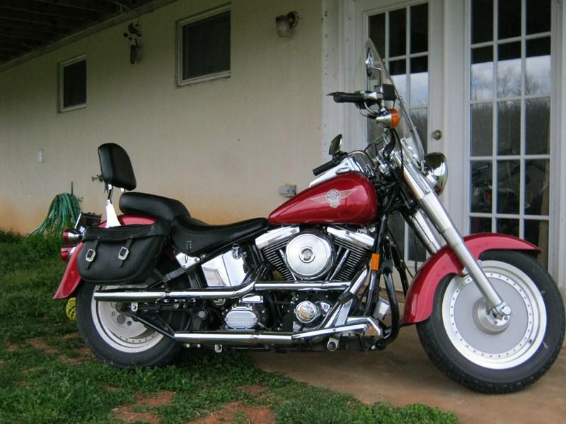 Photo of a 1995 Harley-Davidson® FLSTF Fat Boy®