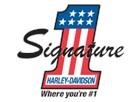 Signature Harley-Davidson's Logo