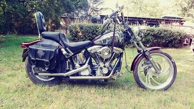 Used 1988 Harley-Davidson® Softail® Custom