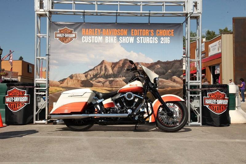 Photo of a 2012 Harley-Davidson®  Custom