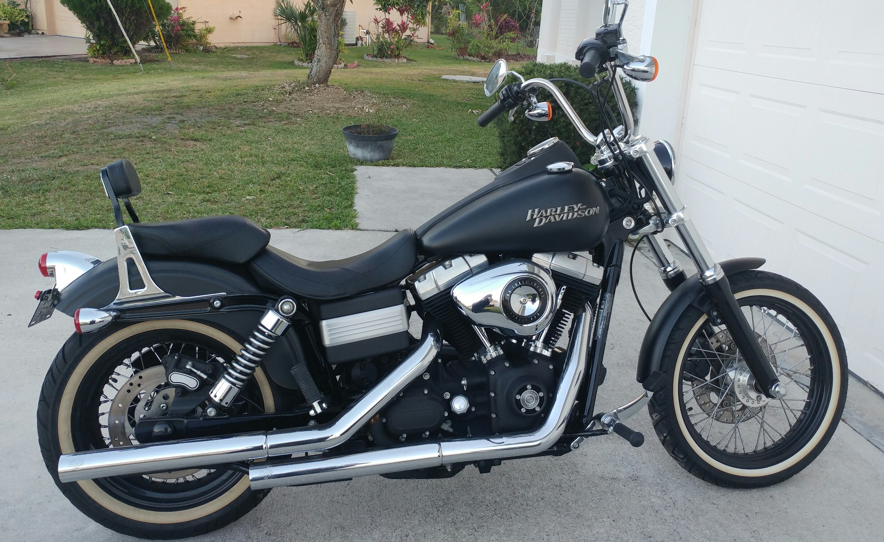 Used Harley Davidson Dyna Exhaust