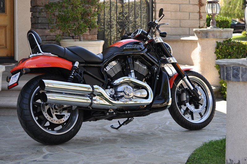 Photo of a 2007 Harley-Davidson® VRSCR V-Rod® Street Rod™