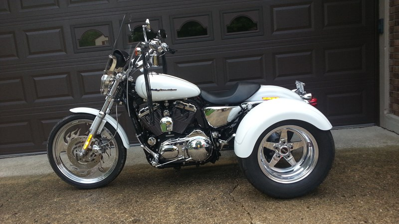 Photo of a 2004 Harley-Davidson®  Custom Trike