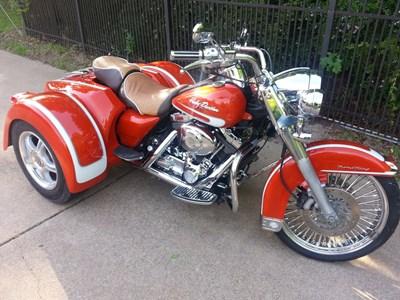 Used 2000 Harley-Davidson® Custom Trike