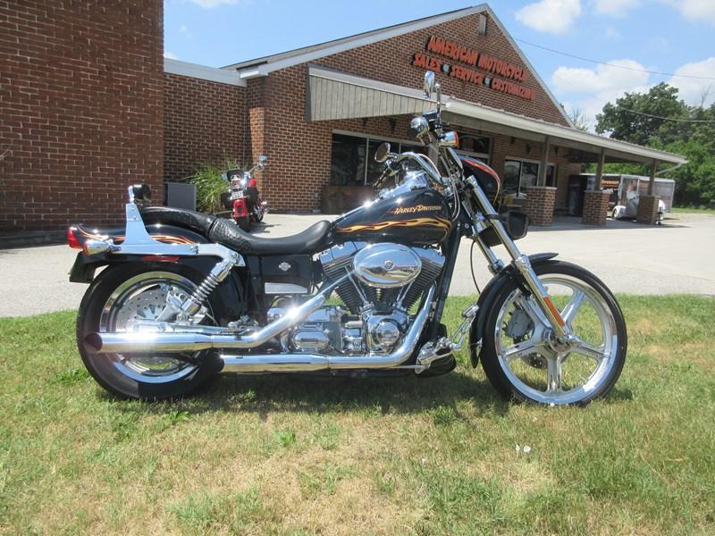 Photo of a 2002 Harley-Davidson® FXDWG3 Dyna® Wide Glide® 3