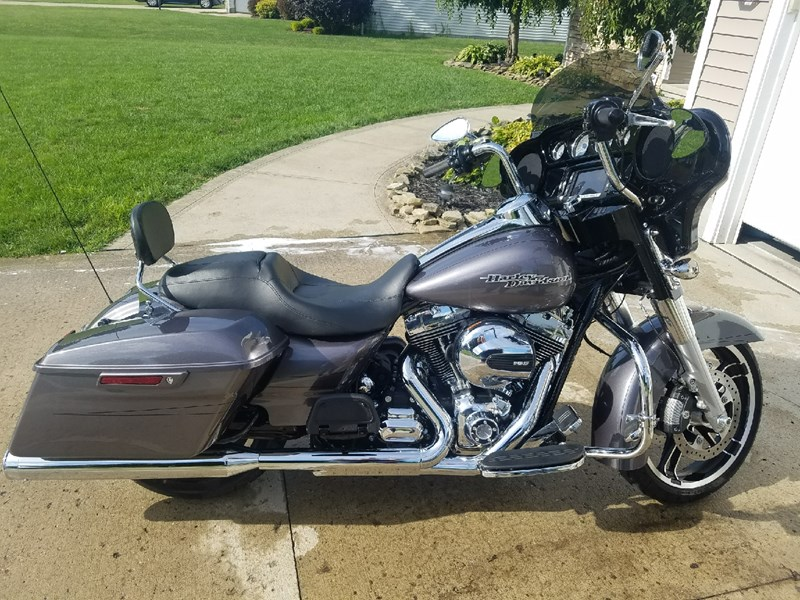 Photo of a 2015 Harley-Davidson® FLHXS Street Glide® Special