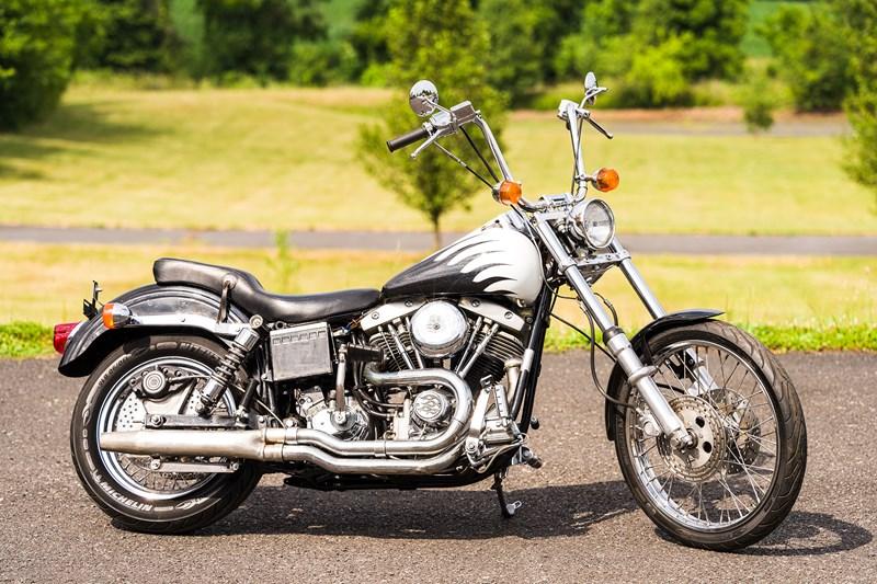 Photo of a 1981 Harley-Davidson® FXEF Fat Bob®
