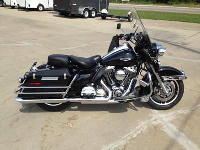 Used 2010 Harley-Davidson® Road King® Police