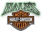 Hale's Harley-Davidson's Logo