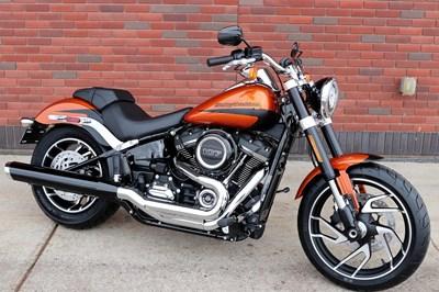 New 2019 Harley-Davidson® Softail® Sport Glide®