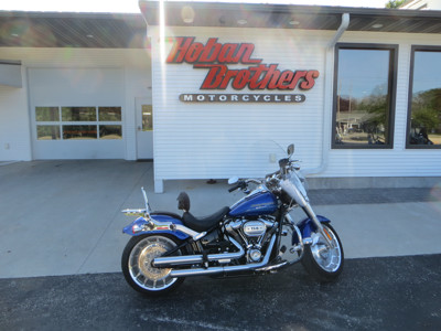Used 2019 Harley-Davidson® Softail® Fat Boy® 114