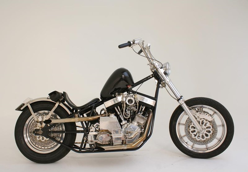 Photo of a 2015 Harley-Davidson®  Custom
