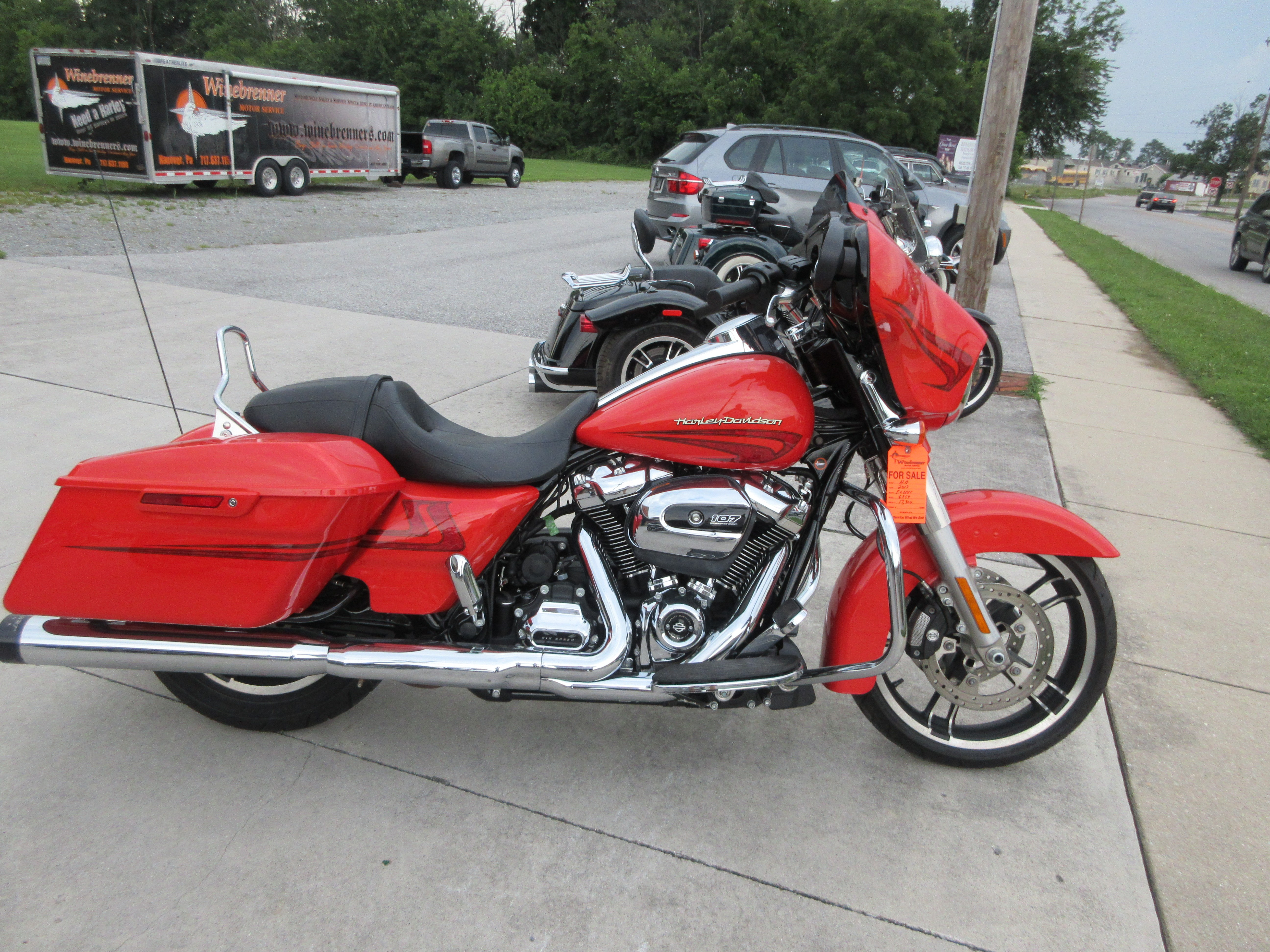 Winebrenners American Motorcycles