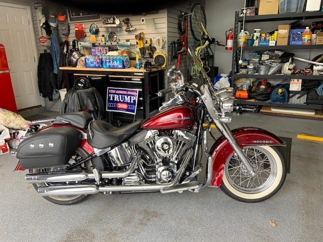 Photo of a 2016 Harley-Davidson® FLSTN Softail® Deluxe