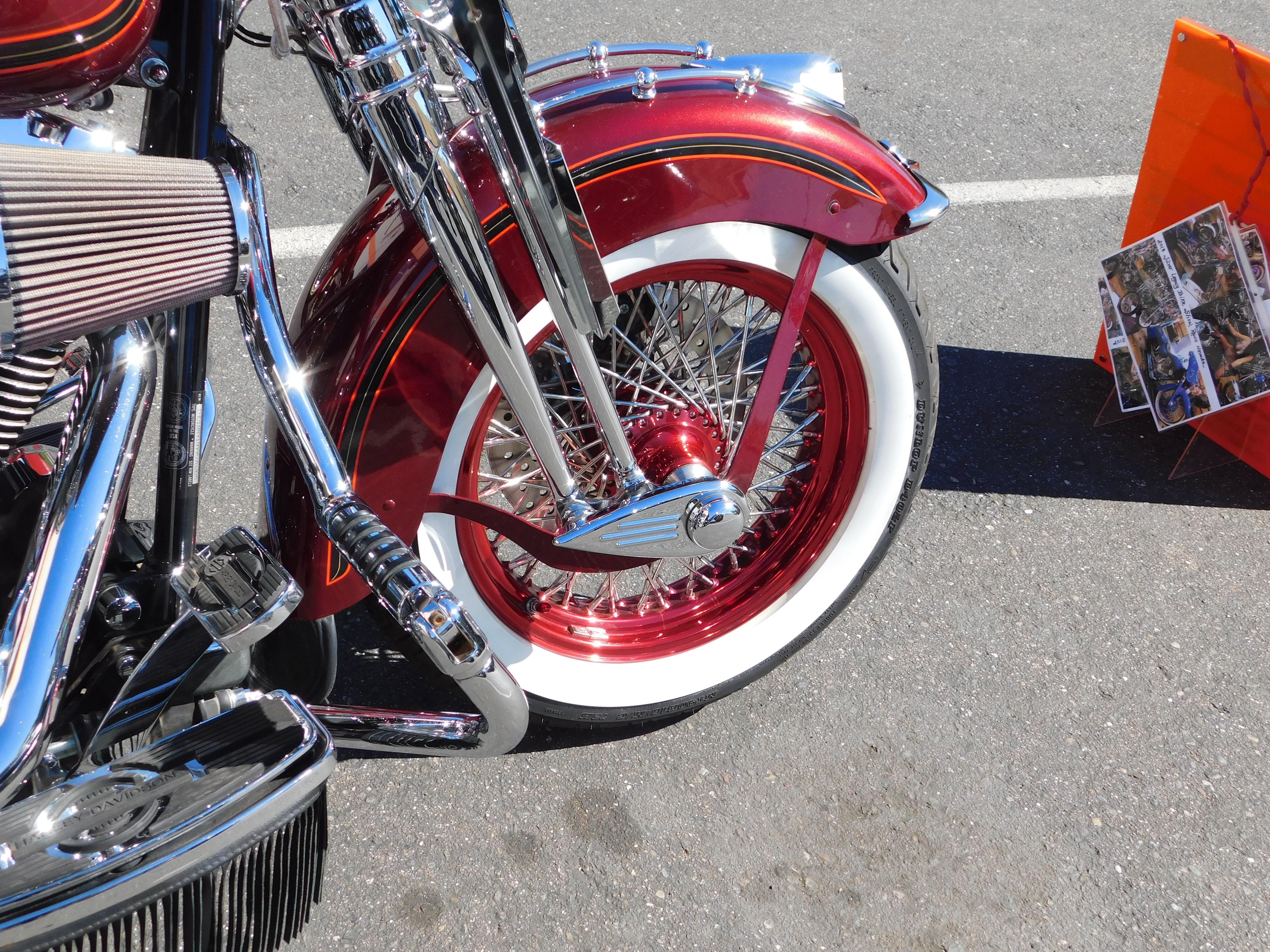 2000 Harley-Davidson® FLSTS Heritage Springer®