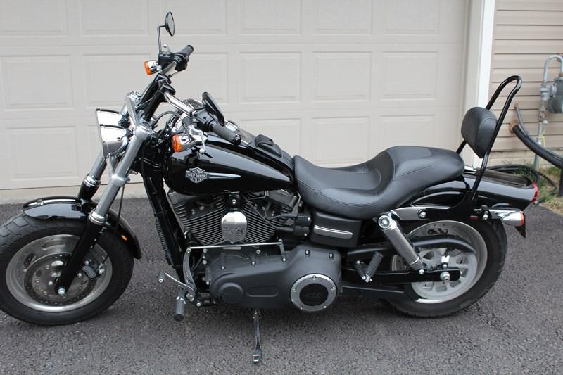 Photo of a 2012 Harley-Davidson® FXDF Dyna® Fat Bob®