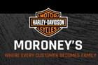 Moroney's Harley-Davidson's Logo