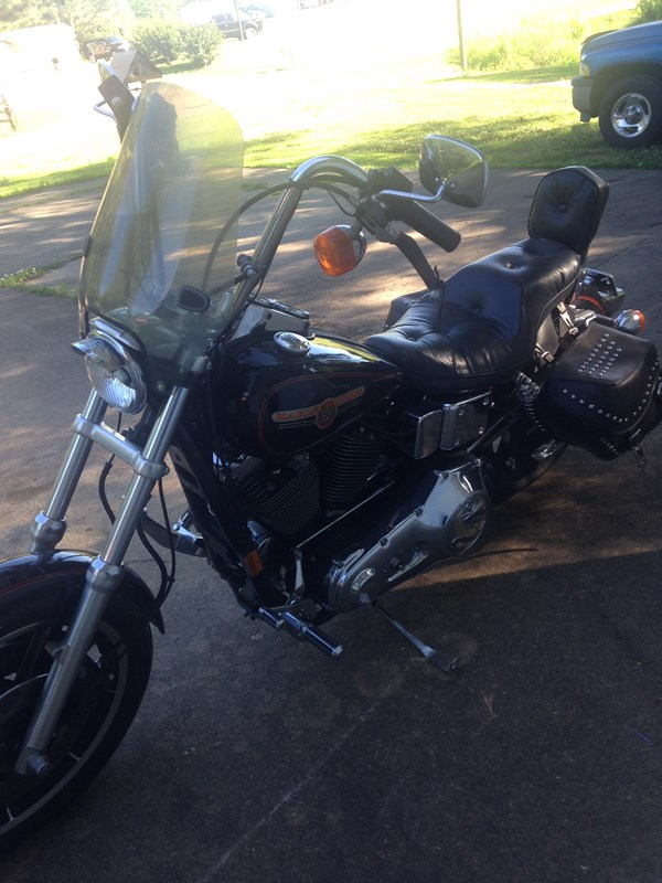 Photo of a 1993 Harley-Davidson® FXDL Dyna® Low Rider®