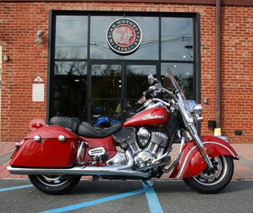 Used 2016 Indian® Springfield™