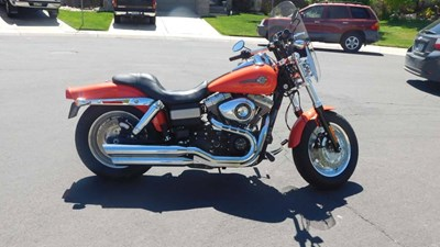 Photo of a 2012 Harley-Davidson® FXDF Dyna® Fat Bob®