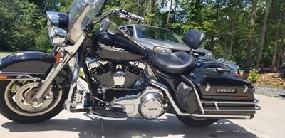 Used 2007 Harley-Davidson® Road King® Police/Fire Rescue
