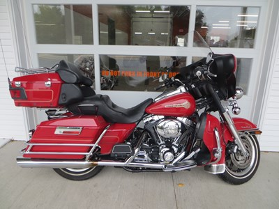 Used 2005 Harley-Davidson® Electra Glide® Ultra Classic® Firefighter/Peace Officer