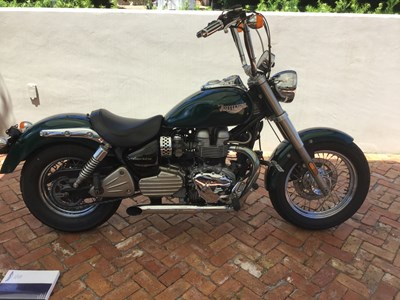 Used 2004 Triumph Bonneville America