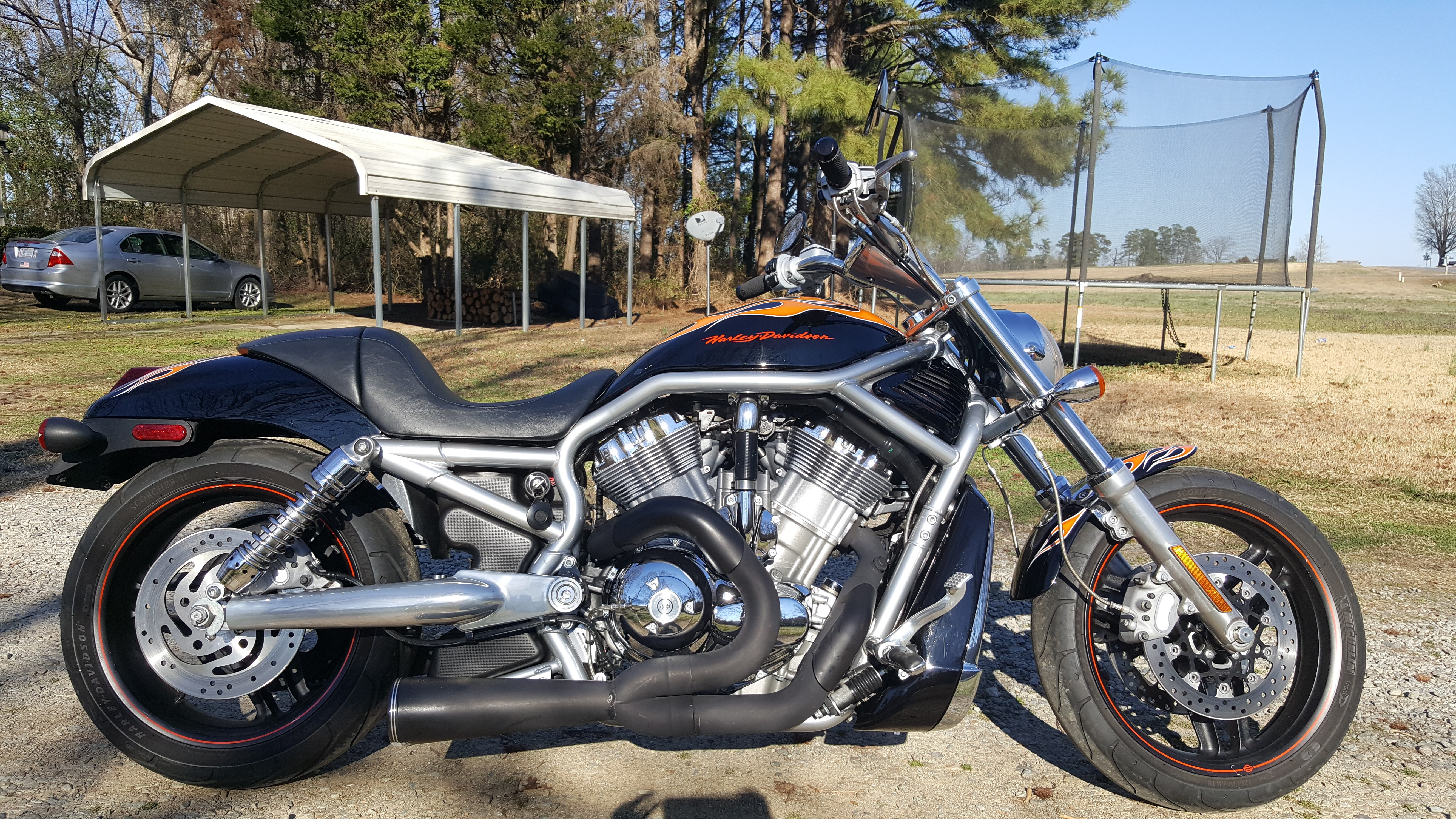 all new used harley davidson v rod 610 bikes page 1 chopperexchange. Black Bedroom Furniture Sets. Home Design Ideas