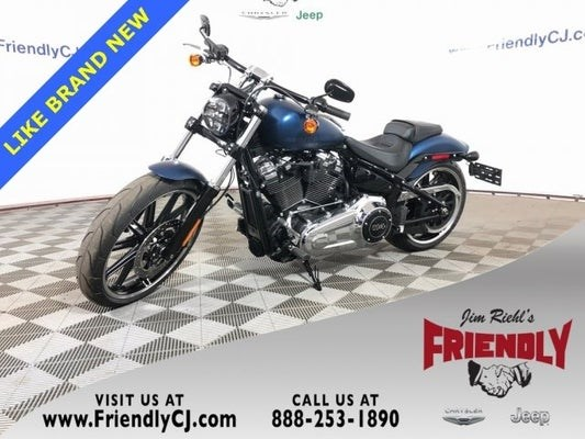 Photo of a 2018 Harley-Davidson® FXBRS Softail® Breakout™ 114 115th Anniversary