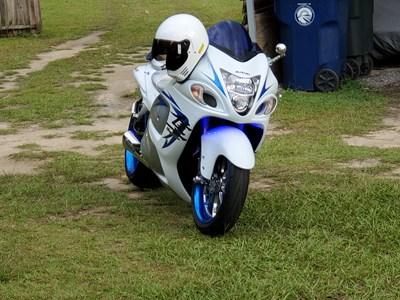 Used 2009 Suzuki Hayabusa 1340
