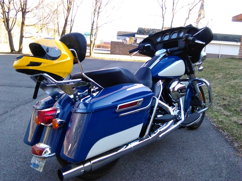 Photo of a 2014 Harley-Davidson® FLHTP Electra Glide® Police