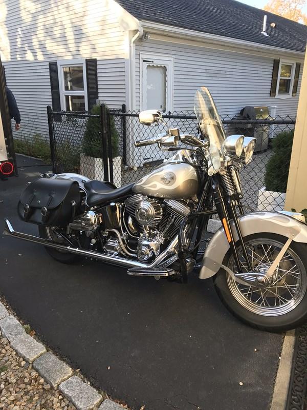 Photo of a 2006 Harley-Davidson® FLSTSC/I Softail® Springer® Classic