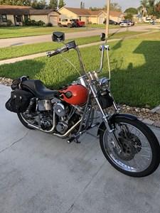 Used 1983 Harley-Davidson® Wide Glide®
