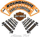 Roundhouse Harley-Davidson's Logo