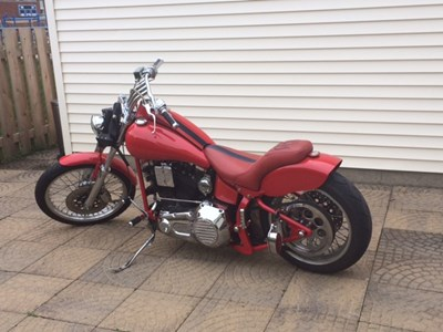 Used 1997 Harley-Davidson® Custom