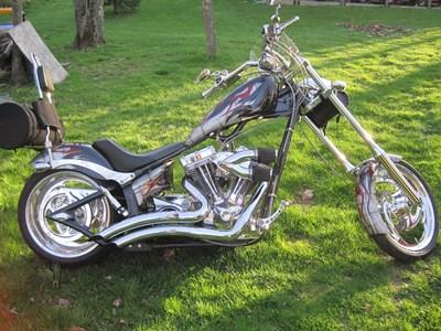 Used 2006 Big Dog Chopper