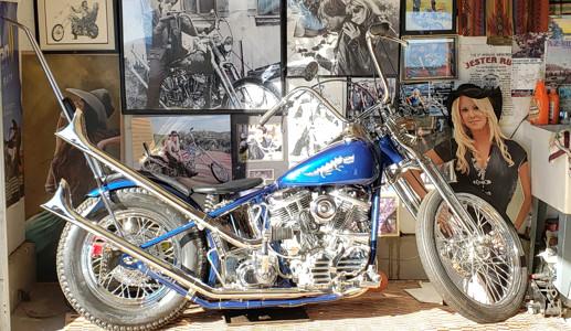 Used 1956 Harley-Davidson® Custom