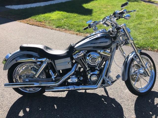 Photo of a 2007 Harley-Davidson® FXDSE Screamin' Eagle® Dyna™