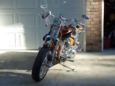 Used 2008 Harley-Davidson® Screamin' Eagle® Softail® Springer® Anniversary
