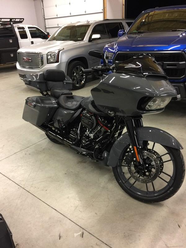 Photo of a 2018 Harley-Davidson® FLTRXSE CVO™ Road Glide®