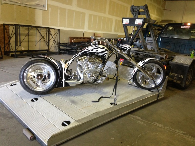 Photo of a 2007 Orange County Choppers (OCC)  Custom Rigid