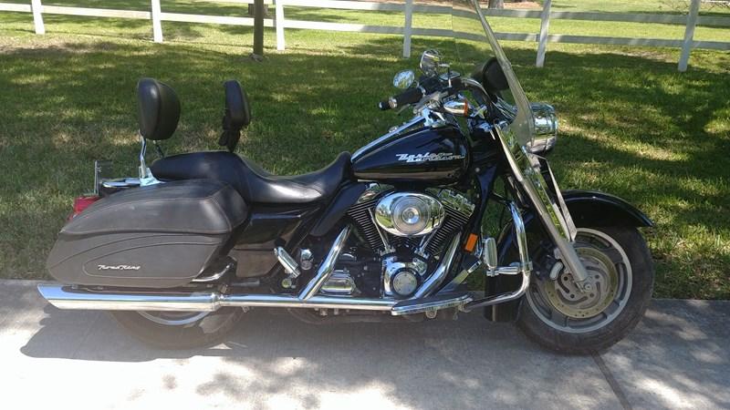 Photo of a 2006 Harley-Davidson® FLHRS/I Road King® Custom