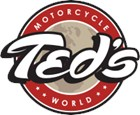 Ted's Motorcycle World's Logo