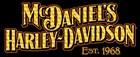 McDaniel's Harley-Davidson's Logo