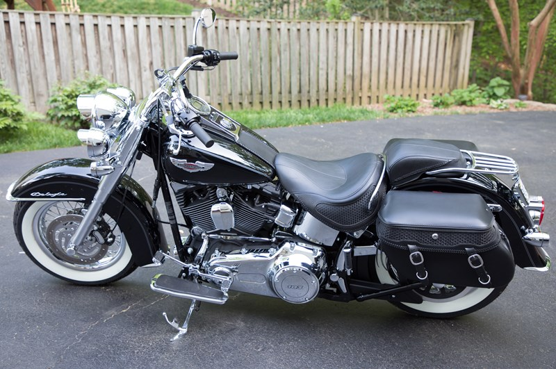 Photo of a 2012 Harley-Davidson® FLSTN Softail® Deluxe