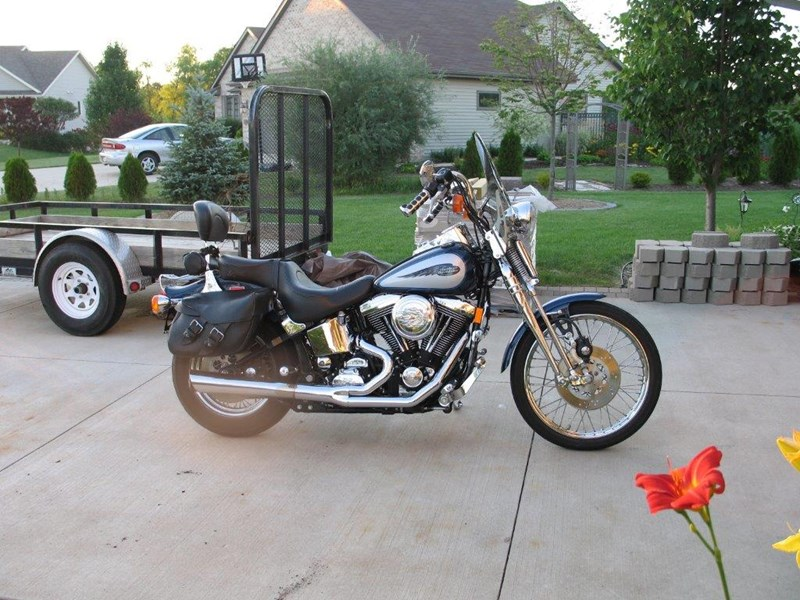Photo of a 1999 Harley-Davidson® FXSTS Springer® Softail®